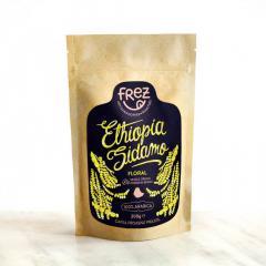 Cafea prajita Ethiopia Sidamo