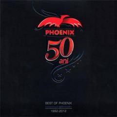 Phoenix 50 de ani Vinyl