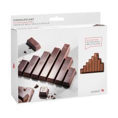 Tava din silicon -  Chocolate Diet