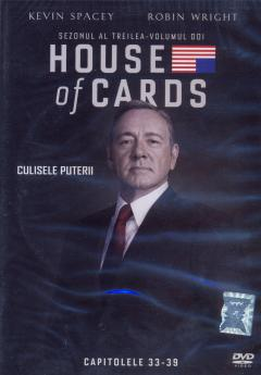 Culisele puterii Sezonul 3 Capitolele 33-39 / House of Cards Season 3 Chapters 33-39