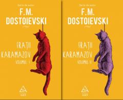 Fratii Karamazov - 2 volume