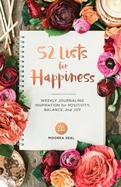 Jurnal saptamanal - 52 Lists for Happiness