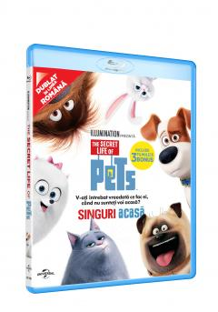 Singuri Acasa (Blu Ray Disc) / The Secret Life of Pets