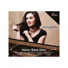 "Muzica clasica pian ""Nihil Sine Deo"""