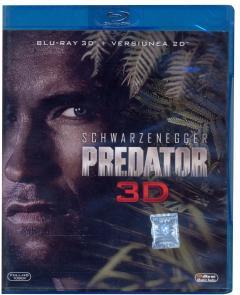 Predator 3D+2D (Blu Ray Disc) / Predator