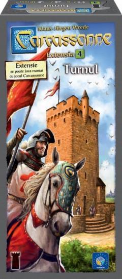 Carcassonne - Extensia IV - Turnul
