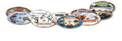 Colectie filme animate Sony Lunchbox / Lunchbox Gift Set Sony Picture Animation Collection