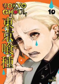 Tokyo Ghoul Vol. 10