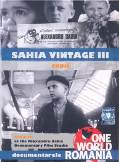 Sahia Vintage III - copii