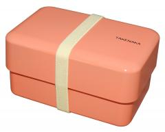 Cutie pentru pranz - Bento Box Rectangle - Coral