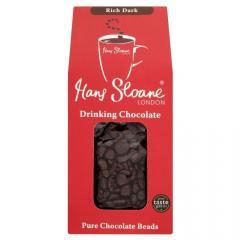 Perle de ciocolata calda neagra