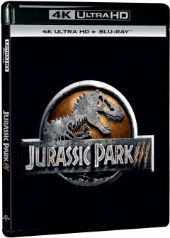 Jurassic Park III 4K UHD (Blu Ray Disc) / Jurassic Park III