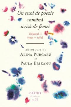 Un secol de poezie romana scrisa de femei