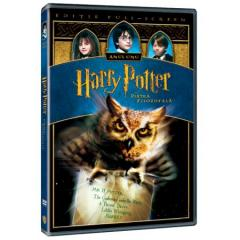 Harry Potter si Piatra Filozofala / Harry Potter and the Sorcerer's Stone