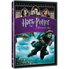 Harry Potter Si Pocalul De Foc / Harry Potter and the Goblet of Fire