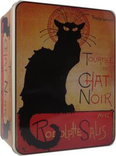 Cutie din metal - Tournee du Chat Noir