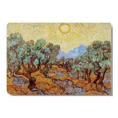 Suport masa - Van Gogh - Oliviers avec ciel jaune