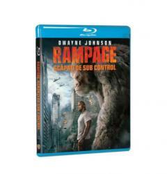 Rampage: Scapati de sub control (Blu Ray Disc) / Rampage