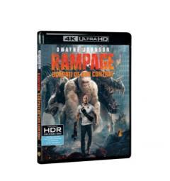 Rampage: Scapati de sub control 4K (Blu Ray Disc) / Rampage