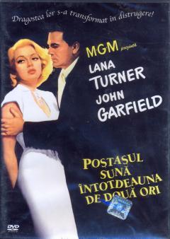 Postasul suna intotdeauna de doua ori / Postman Always Rings Twice DVD
