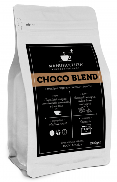 Cafea boabe - Chocolate Blend