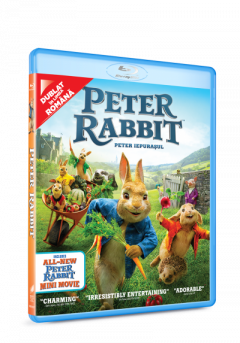 Peter Iepusarul (Blu Ray Disc) / Peter Rabbit