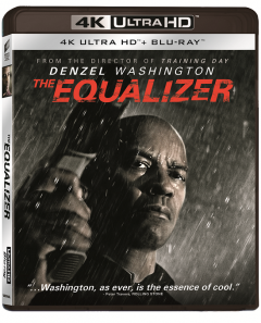 Equalizer 4K (Blu Ray Disc) / The Equalizer