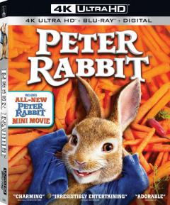 Peter Iepurasul 4K (Blu Ray Disc) / Peter Rabbit