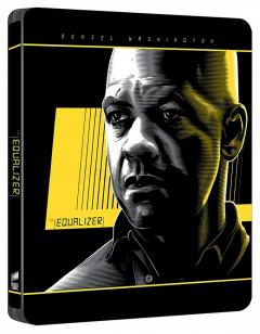 Equalizer 4K (Blu Ray Disc) / The Equalizer