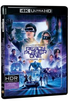 Ready Player One: Sa inceapa jocul (4K Ultra HD - Blu Ray Disc) / Ready Player One