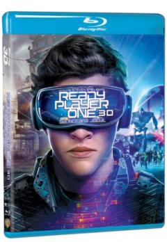 Ready Player One: Sa inceapa jocul 3D (Blu Ray Disc) / Ready Player One