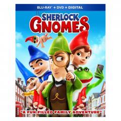 Sherlock Gnomes (Blu Ray Disc) / Sherlock Gnomes