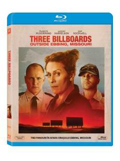 Trei panouri in afara orasului Ebbing, Missouri (Blu-Ray Disc) / Three Billboards Outside Ebbing, Missouri