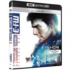Misiune: Imposibila III (Blu-Ray Disc)