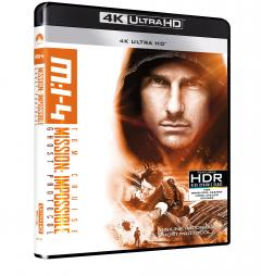 Misiune: Imposibila - Ghost Protocol (Blu-Ray Disc)