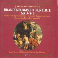 Brandenburg Concerto Nos. 3/5/6