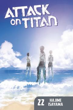 Attack On Titan Vol. 22