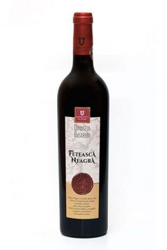 Vin rosu - Domeniul Vladoi, Dinastia Basarabi - Feteasca Neagra, 2015, sec