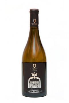 Vin alb - Domeniul Vladoi, Pivnita Basarabilor - Chardonnay Baricat, 2015, sec