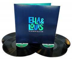 Ella and Louis - The Definitive Collection - Vinyl