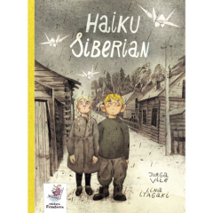 Haiku siberian – roman grafic lituanian
