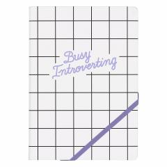 Carnet - Busy Introverting (A5)