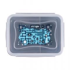 Cutie pentru alimente compartimentata - Strigo Robot