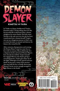 Demon Slayer: Kimetsu no Yaiba - Volume 22