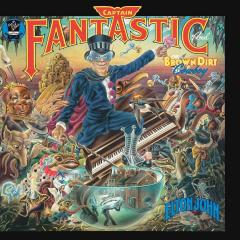 Captain Fantastic And The Brown Dirt Cowboy - Vinyl