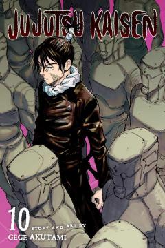 Jujutsu Kaisen - Volume 10