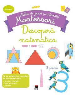 Descopera matematica Montessori