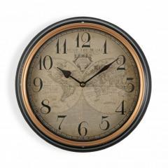 Ceas de perete - Iron Wall Clock, 31 cm