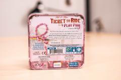 Ticket To Ride - Play Pink - Set Trenulete
