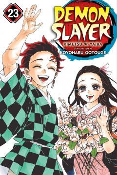 Demon Slayer: Kimetsu no Yaiba - Volume 23